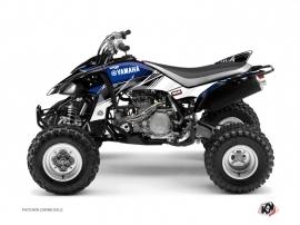 Yamaha 450 YFZ ATV Stripe Graphic Kit Blue