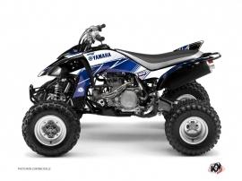 Yamaha 450 YFZ ATV Stripe Graphic Kit Night Blue
