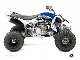Yamaha 450 YFZ R ATV Stripe Graphic Kit Blue