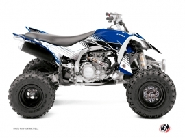 Kit Déco Quad Stripe Yamaha 450 YFZ R Bleu