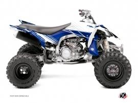 Yamaha 450 YFZ R ATV Stripe Graphic Kit Night Blue