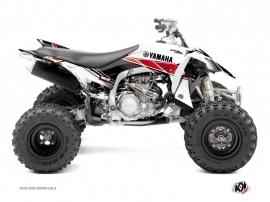 Yamaha 450 YFZ R ATV Stripe Graphic Kit Red