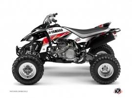 Yamaha 450 YFZ ATV Stripe Graphic Kit Red