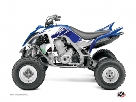 Yamaha 660 Raptor ATV Stripe Graphic Kit Night Blue