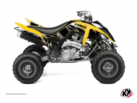 Yamaha 700 Raptor ATV Stripe Graphic Kit 60th Anniversary