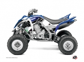 Yamaha 700 Raptor ATV Stripe Graphic Kit Blue