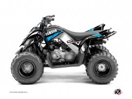 Yamaha 90 Raptor ATV Stripe Graphic Kit Black