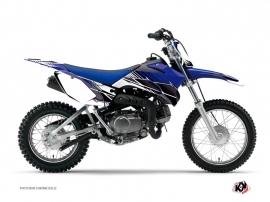 Yamaha TTR 110 Dirt Bike Stripe Graphic Kit Blue