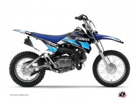 Yamaha TTR 90 Dirt Bike Stripe Graphic Kit Black