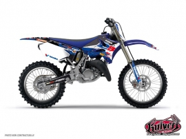 Yamaha 250 YZ Dirt Bike Replica Team 2b Graphic Kit 2013