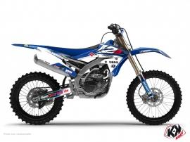 Yamaha 450 YZF Dirt Bike Replica Team 2b Graphic Kit 2015