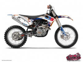 KTM 65 SX Dirt Bike Replica Team 2b Graphic Kit 2013