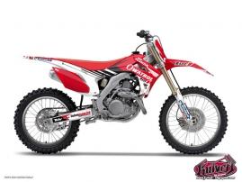 Honda 450 CRF Dirt Bike Replica Team Luc1 Graphic Kit 2015