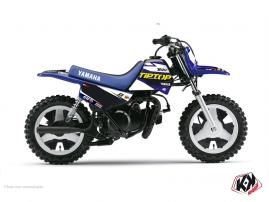 Yamaha PW 50 Dirt Bike Replica Team Tip Top Graphic Kit 2015
