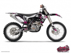 KTM EXC-EXCF Dirt Bike Trash Graphic Kit