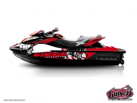 Seadoo RXT-GTX Jet-Ski Trash Graphic Kit