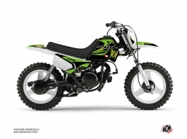 Yamaha PW 50 Dirt Bike US STYLE Graphic Kit Green