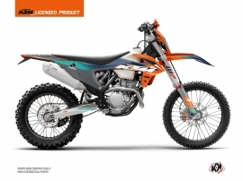 KTM EXC-EXCF Dirt Bike Wess K21 Graphic Kit