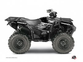 Yamaha 700-708 Grizzly ATV Wild Graphic Kit Grey