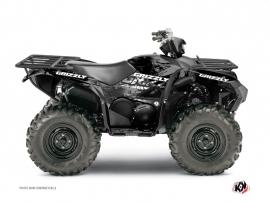 Yamaha 700-708 Grizzly ATV Wild Graphic Kit Grey