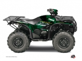 Yamaha 700-708 Kodiak ATV Wild Graphic Kit Green