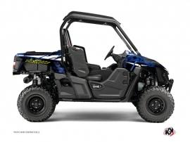 Yamaha Wolverine-R UTV Wild Graphic Kit Blue