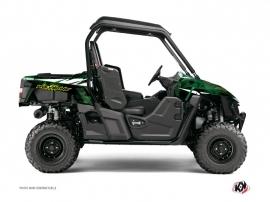 Yamaha Wolverine-R UTV Wild Graphic Kit Green