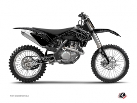 KTM 250 SX Dirt Bike Zombies Dark Graphic Kit Black