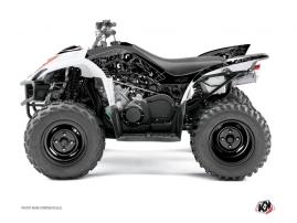Kit Déco Quad Zombies Dark Yamaha 350-450 Wolverine Noir