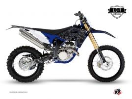 Kit Déco Moto Cross Zombies Dark Sherco 450 SEF R Noir LIGHT