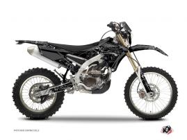 Kit Déco Moto Cross Zombies Dark Yamaha 450 WRF Noir