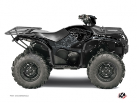 Kit Déco Quad Zombies Dark Yamaha 700-708 Kodiak Noir
