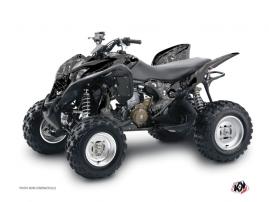 Kit Déco Quad Zombies Dark Honda 700 TRX Noir