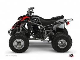 Yamaha Blaster ATV Zombies Dark Graphic Kit Black