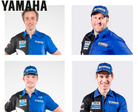 Team YAMAHA DAKAR